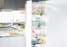 Larder unit pull-out - Dispensa 90o, arena style